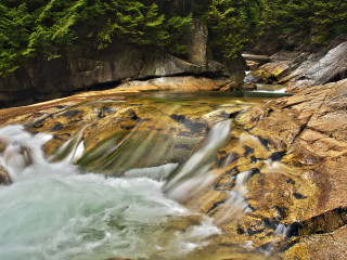 Golden Ears Lower Falls 2