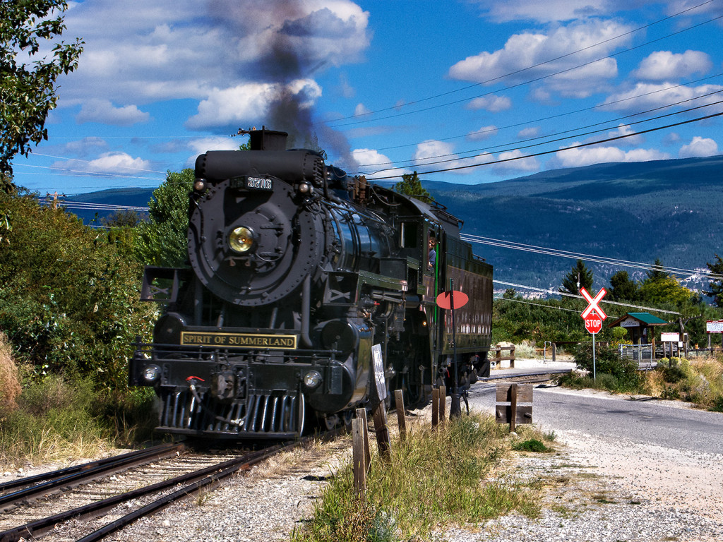 Kettle Valley Railway #1