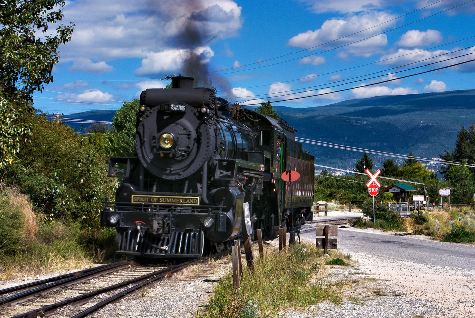 Kettle Valley Railway #1