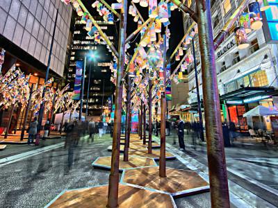 Olympic Lanterns