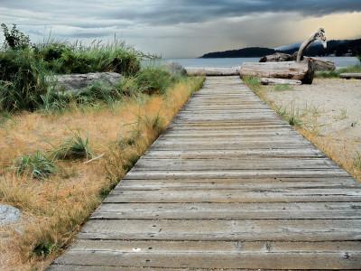 Seaside Boardwalk 2
