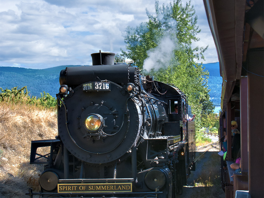 Kettle Valley Railway #2